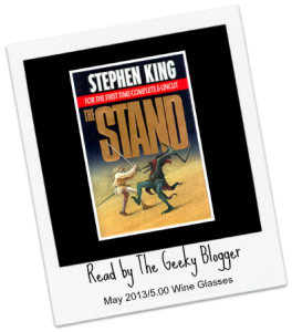 Audiobook Review: The Stand by Stephen King #TBRTipping