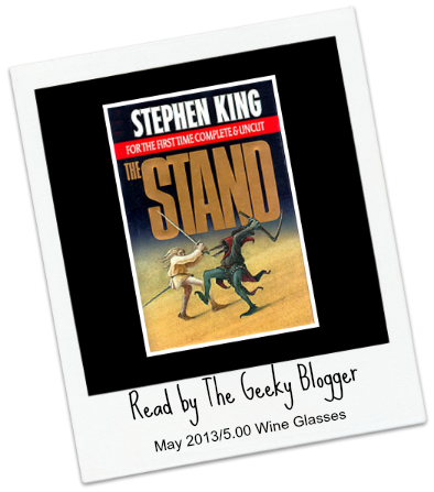 Audiobook Review: The Stand by Stephen King