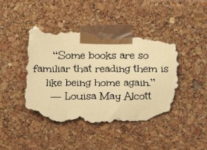 Favorite Book or Reading Quotes (Tuesday Fun): Louisa May Alcott