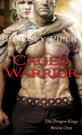Caged Warrior by Lindsey Piper Blogger Confession: 10 Non AudioBooks Read & Enjoyed (6/24/13)