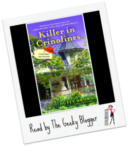 Shout Out Saturday:  Killer in Crinolines (Consignment Shop Mystery #2) by Duffy Brown
