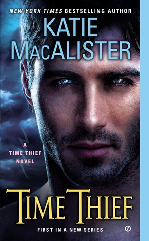 Time Thief by Katie MacAlister Blogger Confession: 10 Non AudioBooks Read & Enjoyed (6/24/13)