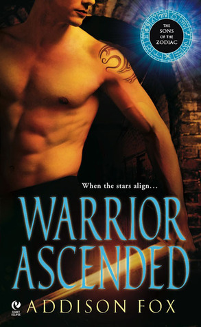 Warrior Ascended by Addison Fox Blogger Confession: 10 Non AudioBooks Read & Enjoyed (6/24/13)