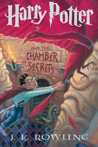 Audiobook Review: Harry Potter and the Chamber of Secrets by JK Rowling/Read by Jim Dale