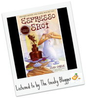 Audiobook Review: Espresso Shot by Cleo Coyle/Narrated By Rebecca Gibel