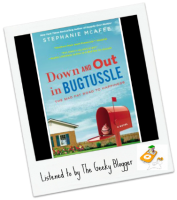 Audiobook Review: Down and Out in Bugtussle by Stephanie McAfee