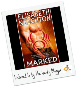 Audiobook Review Marked by Elisabeth Naughton