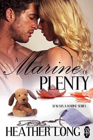 HL A Marine of Plenty MD Readers & Ritas Countdown Week 3: Heather Long