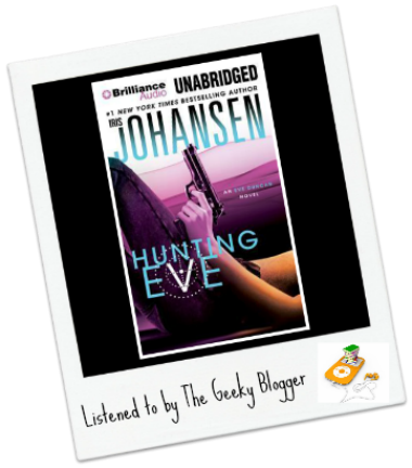 Hunting Eve by Iris Johansen Audiobook Review: Hunting Eve by Iris Johansen