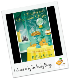 Review: Charms and Chocolate Chips by Bailey Cates