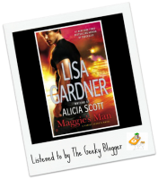 Audiobook Review: Maggie's Man by Alicia Scott