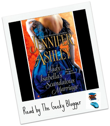 Audiobook Review: Lady Isabella's Scandalous Marriage by Jennifer Ashley