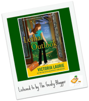 Audiobook Review: Lethal Outlook by Victoria Laurie