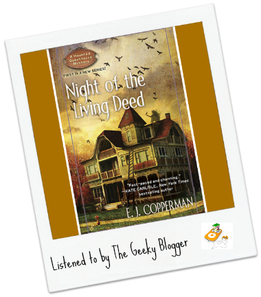 Audiobook Review: Night of the Living Deed by E.J. Copperman
