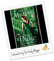 Audiobook Review: No Good Duke Goes Unpunished by Sarah MacLean