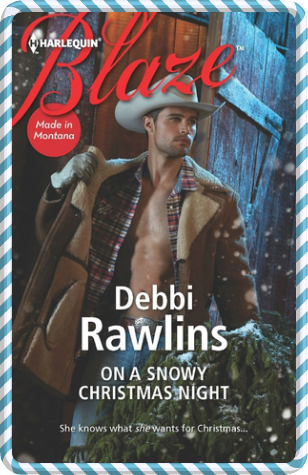 On a Snowy Christmas Night by Debii Rawlins