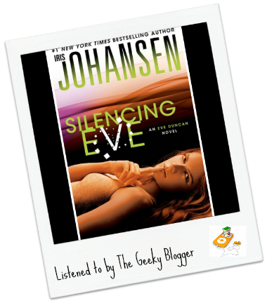 Silencing Eve by Iris Johansen Audiobook Review: Silencing Eve by Iris Johansen