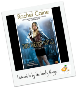 Audiobook Review: Two Weeks Notice by Rachel Caine