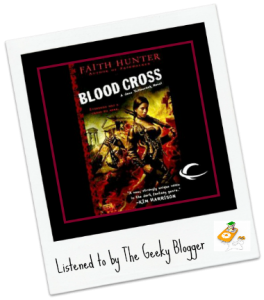 Audiobook Review: Blood Cross by Faith Hunter