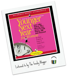 Audiobook Review: Younger Next Year for Women by Chris Crowley