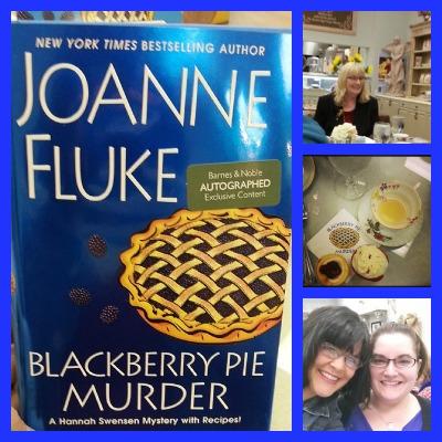 Joanne Fluke Tea