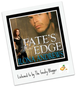 Audiobook Review: Fate's Edge by Ilona Andrews