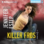 Audiobook RIPI Giveaway Killer Frost by Jennifer Estep