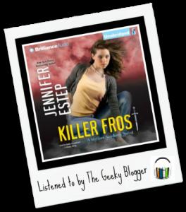 Read It File It: Killer Frost by Jennifer Estep
