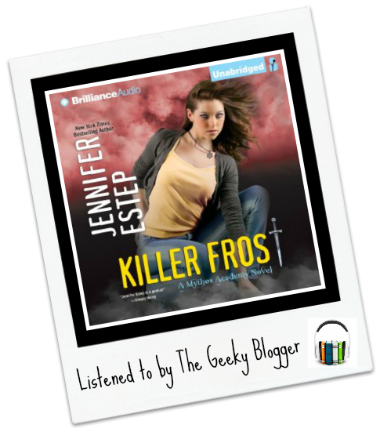 Read It File It: Killer Frost by Jennifer Estep