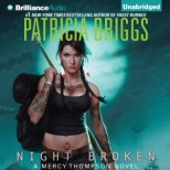 Audiobook RIPI Giveaway Night Broken by Patricia Briggs