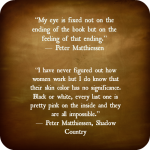 Peter Matthiessen Quotes