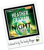 Audiobook Review: The Night Is Forever by Heather Graham