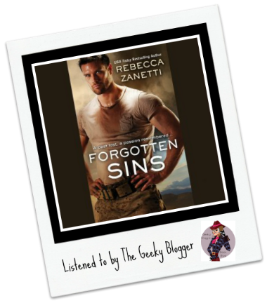 Audiobook Review: Forgotten Sins by Rebecca Zanetti