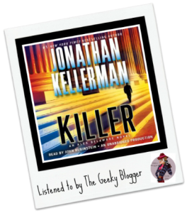 Audiobook Review: Killer by Jonathan Kellerman
