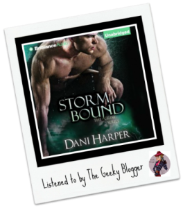 Audiobook Review: Storm Bound by Dani Harper