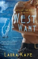 Top Off Tuesday: West of Want by Laura Kaye