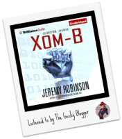 Audiobook Review: Xom-B by Jeremy Robinson