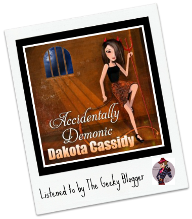 Audiobook Review: Accidentally Demonic by Dakota Cassidy
