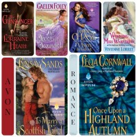 #AvonAddict Friday Series 1: Historical Goodness