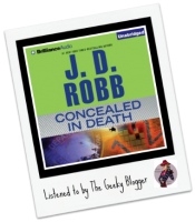 Read It File It Audio Review: Concealed in Death by J.D. Robb