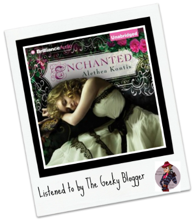 Read It File It Audio Review: Enchanted by Alethea Kontis