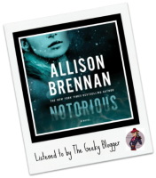 Read It File It: Notorious by Allison Brennan