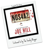 Snagged @ The Library Audiobook Review: NOS4R2 by Joe Hill