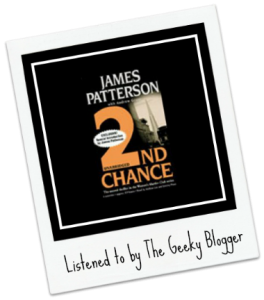 Audiobook Review: 2nd Chance by James Patterson
