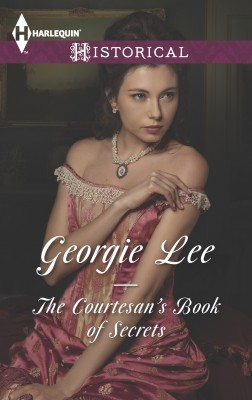 Georgie Lee Cover