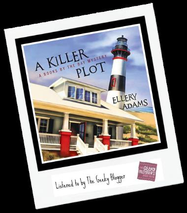 Audiobook Review: A Killer Plot by Ellery Adams