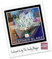 Audiobook Review: A Potion to Die For by Heather Blake