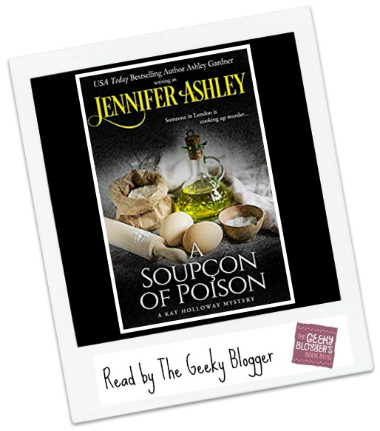 A Soupçon of Poison  by Jennifer Ashley, Ashley Gardner