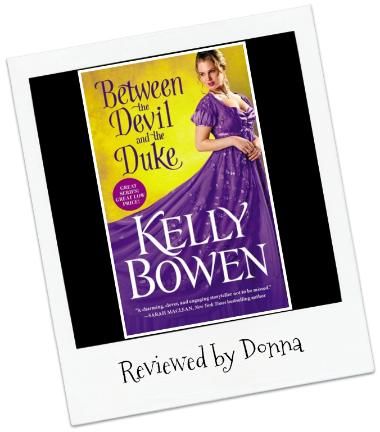 Between the Devil and the Duke by Kelly Bowen