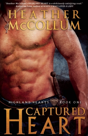 Review: Captured Heart by Heather McCollum